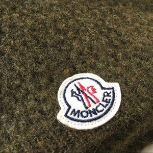 Moncler Accessories - Moncler Sciarpa Scarf - Alpaca/Nylon/Wool